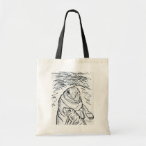 Magnificent Manatees Tote Bag