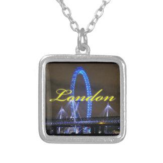 Magnificent! Millennium Wheel London Necklaces