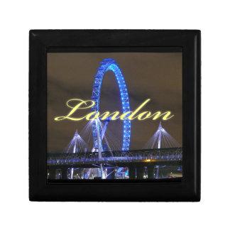 Magnificent! Millennium Wheel London Trinket Box