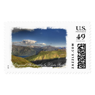 Magnificent Mountains; Mailing Necessities Postage Stamps