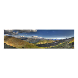 Magnificent Mountains Photo Print