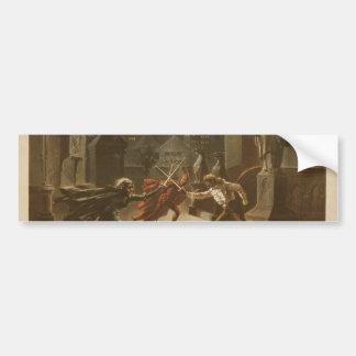 Magnificent New Faust Bumper Sticker