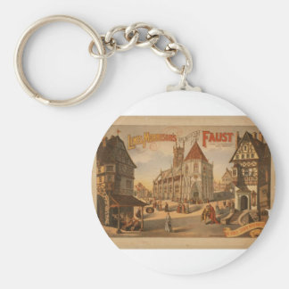 Magnificent New Faust Keychain