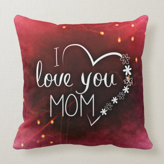 Magnificent Pillow - Mother's Day Gift