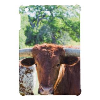 Magnificent Texas Longhorn Bull iPad Mini Case