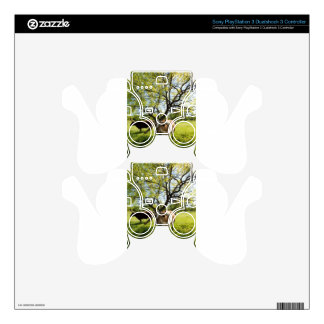 Magnificent Texas Longhorn Cattle Skins For PS3 Controllers