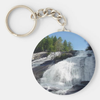Magnificent Waterfall Keychain