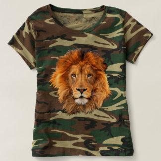 Magnificient Lion's Head Beautifully Regal T-shirt