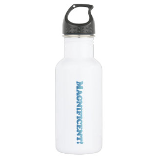 Magnificient  - Mult-Product Stainless Steel Water Bottle