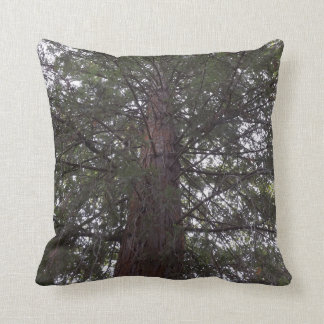 Magnificient Tree Throw Pillow