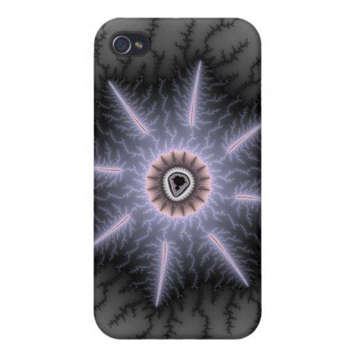 Magnífico - fractal iPhone 4 cárcasa