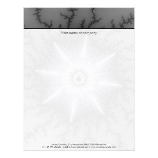 Magnífico - fractal plantillas de membrete
