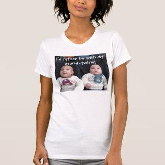 Magnífico-gemelos Camiseta