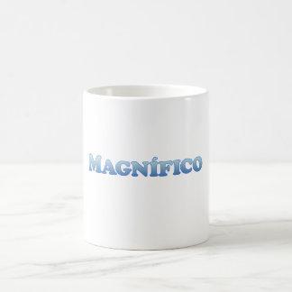 Magnifico (magnificient en español) - Mult-Product Tazas