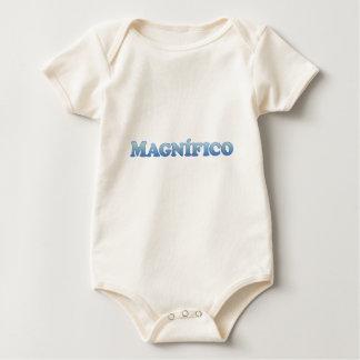 Magnifico (magnificient in Spanish) - Mult-Product Baby Bodysuit