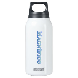 Magnifico (magnificient in Spanish) - Mult-Product Insulated Water Bottle