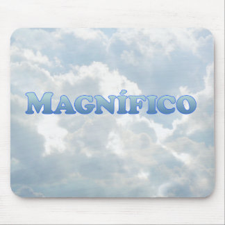 Magnifico (magnificient in Spanish) - Mult-Product Mouse Pad