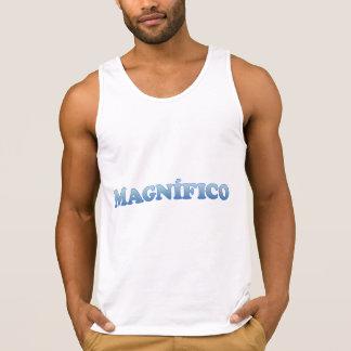 Magnifico (magnificient in Spanish) - Mult-Product Tanktop