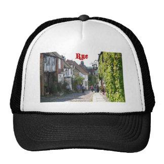 ¡Magnífico Rye Inglaterra Gorras De Camionero
