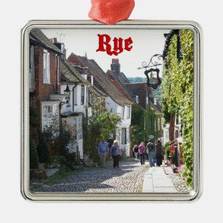 ¡Magnífico Rye Inglaterra Ornamentos De Navidad