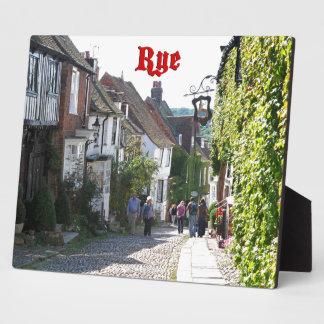 ¡Magnífico Rye Inglaterra Placas Con Fotos