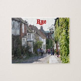 ¡Magnífico! Rye Inglaterra Puzzle