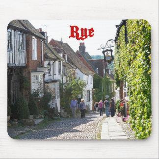 ¡Magnífico! Rye Inglaterra Tapete De Ratón