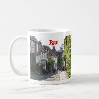 ¡Magnífico! Rye Inglaterra Taza De Café