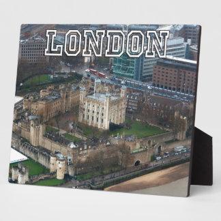 ¡Magnífico Torre de Londres Reino Unido Placas Para Mostrar