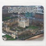 ¡Magnífico! Torre de Londres Reino Unido Tapete De Ratones