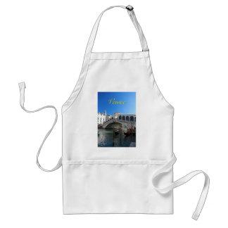 ¡Magnífico Última Venecia Rialto Gran Canal Delantales