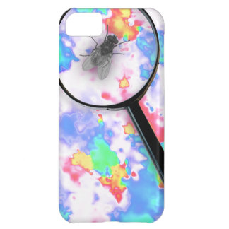 Magnified Fluro Fly Case For iPhone 5C