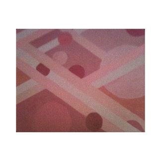 Magnified Globules Canvas Print