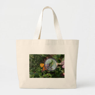 Magnified Large Tote Bag