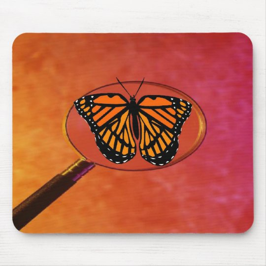 Magnified Mouse Pad