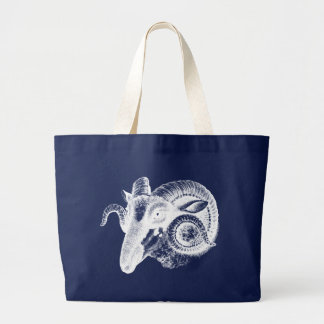 Magnifient Ram Sheep Tote