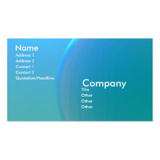Magnifier Collection Double-Sided Standard Business Cards (Pack Of 100)