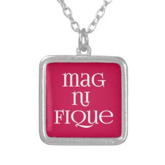 Magnifique Charm Necklace
