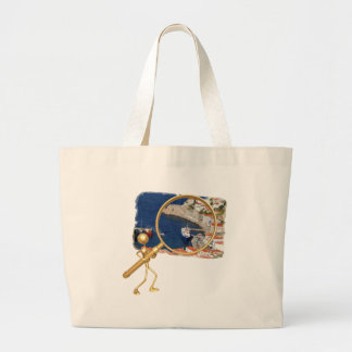 Magnify Port Hydra Large Tote Bag