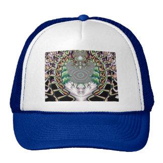 Magnitude - Fractal Art Trucker Hat
