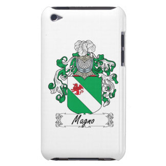 Magno Family Crest iPod Touch Case-Mate Case