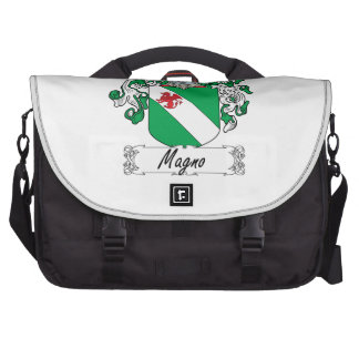 Magno Family Crest Laptop Bag