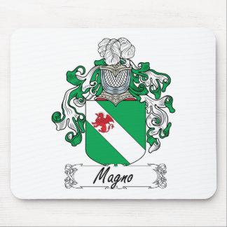 Magno Family Crest Mouse Mat