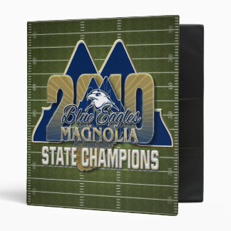 Magnolia 2010 Champs Field Binder
