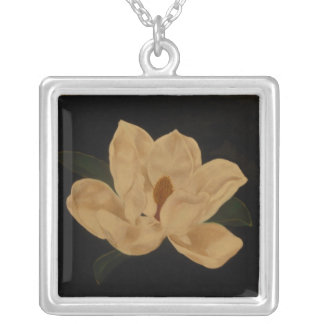 Magnolia 2 colgante cuadrado