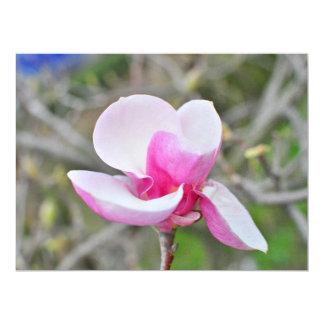 Magnolia 6.5x8.75 Paper Invitation Card