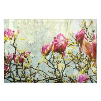 Magnolia aherrumbrada mantel