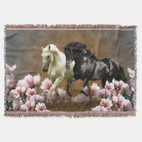 Magnolia Alley - Blanket / Wall Decor