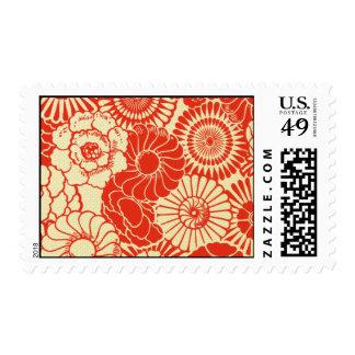 Magnolia-BLO17 Postage Stamp