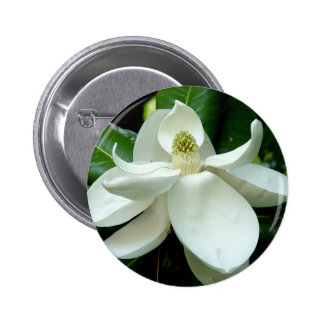 Magnolia Bloom Button